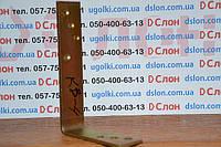 Уголок асимметричный KB-4 (180х120х40х5,0)
