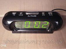 Годинники настільні електронні VST-716, фото 3