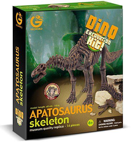 Набор Дино-раскопки «Апатозавр» Geoworld (CL176K)