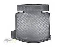 Норпласт Коврики в багажное отделение для Chevrolet Malibu 2012 полиуретановые