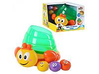 Музыкальная игрушка Краб Игра Hap-p-kid 3965 T