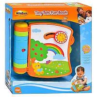 Музыкальная игрушка Книжка 5 страниц WinFun 0719 NL