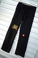 Черные детские спортивные штаны