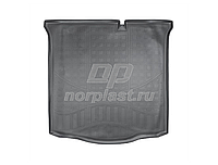 Норпласт Коврики в багажное отделение для Citroen C-Elysee 2012 полиуретановые