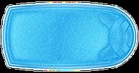 Бассейн Леман, Размеры бассейна: 6.50 x 3.30 x 1.50 м