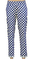 Женские брюки из стрейч-коттона (в расцветках)