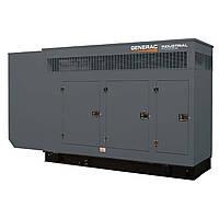 Газовый трехфазный генератор с водяным охлаждением GENERAC SG 35    35 кВА 5,4 L, 946 кг, 2857 x 950 x 1119 мм