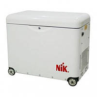 Дизельный генератор NiK  DG 3600E 1ф без кожуха, 615х463х545, 3600 (об/мин)