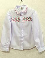 Блузка детская в школу К-26