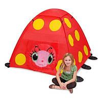 Melissa and Doug MD6204 Детская палатка Божья коровка Молли (Melissa&Doug)