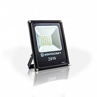 Прожектор светодиодный 20Вт прожектор уличный диодный светильник универсальный