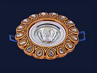 Точечный светильник Levistella 705N117 золото