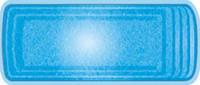 Сборный бассейн до 50м. Размеры бассейна: 10м-50м x 5.00м  глубина 1.80м