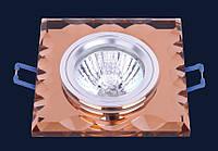 Точечный светильник Levistella 705139 коричневый