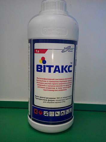 Протравитель Витакс - протруйник Вітакс, имидаклоприд 300 г/л, против комплекса вредителей, фото 2