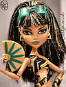 Кукла Monster High Клео де Нил (Cleo De Nile) из серии Gloom Beach Монстр Хай, фото 4