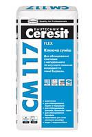 Клей для плитки Ceresit CM117 25 кг
