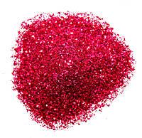 Глиттер ( блестки ) Красный  10 гр/ 50 гр / 1кг