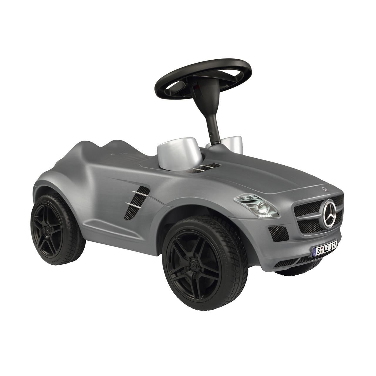 "Каталки и качалки «BIG» (56344) машинка ""Bobby Ben SLS AMG Mercedes Benz"""