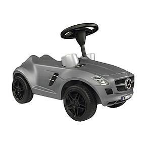 """Каталки и качалки «BIG» (56344) машинка """"Bobby Ben SLS AMG Mercedes Benz"""", фото 2"""
