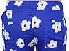 Женские летние штаны в цветки 44, 46 (в расцветках), фото 8