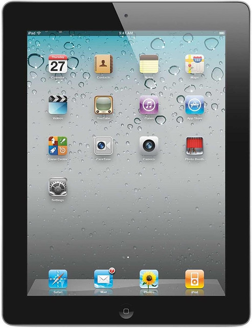 Apple iPad 2 16Gb Wi-Fi Black