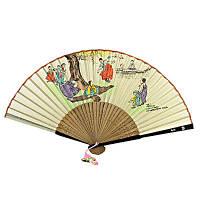 Корейский веер «Качели»