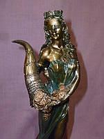 Фортуна Богиня удачи статуэтка декоративная 29 сантиметра высота