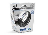 PHILIPS Лампа 85122XVS1 35W 85V D2S Xenon X-tremeVision +50% (ксенон)