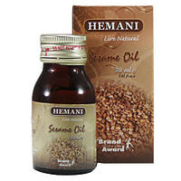 Масло кунжута Hemani 30мл Hemani Sesame oil