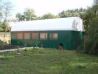 Геническ Зернохранилища, Складские помещения, Ангары (тент, металл)