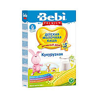 Каша молочная Bebi Premium (Беби Премиум) кукурузная, 200 г 1104897