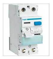 Устройство защитного отключения 2P 40А 30мА тип A HAGER