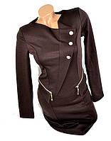 Платье Даниэлла YB-6049 (коричневый)***, фото 1