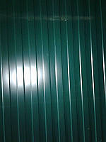 Некондиция профнастил С-10 зеленый (6005)