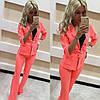 Брючный костюм-тройка пиджак-майка-брюки, фото 8