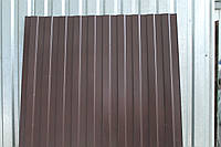 Профнастил С-10 RAL 8017(коричневый) толщина 0,4