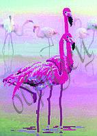 Схема для вышивки бисером Фламинго КМР 4066