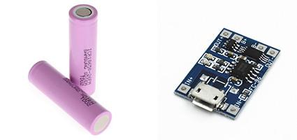 Акумулятори, батарейки, Зарядні пристрої