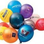 Нанесение на латексные шарики, фото 1