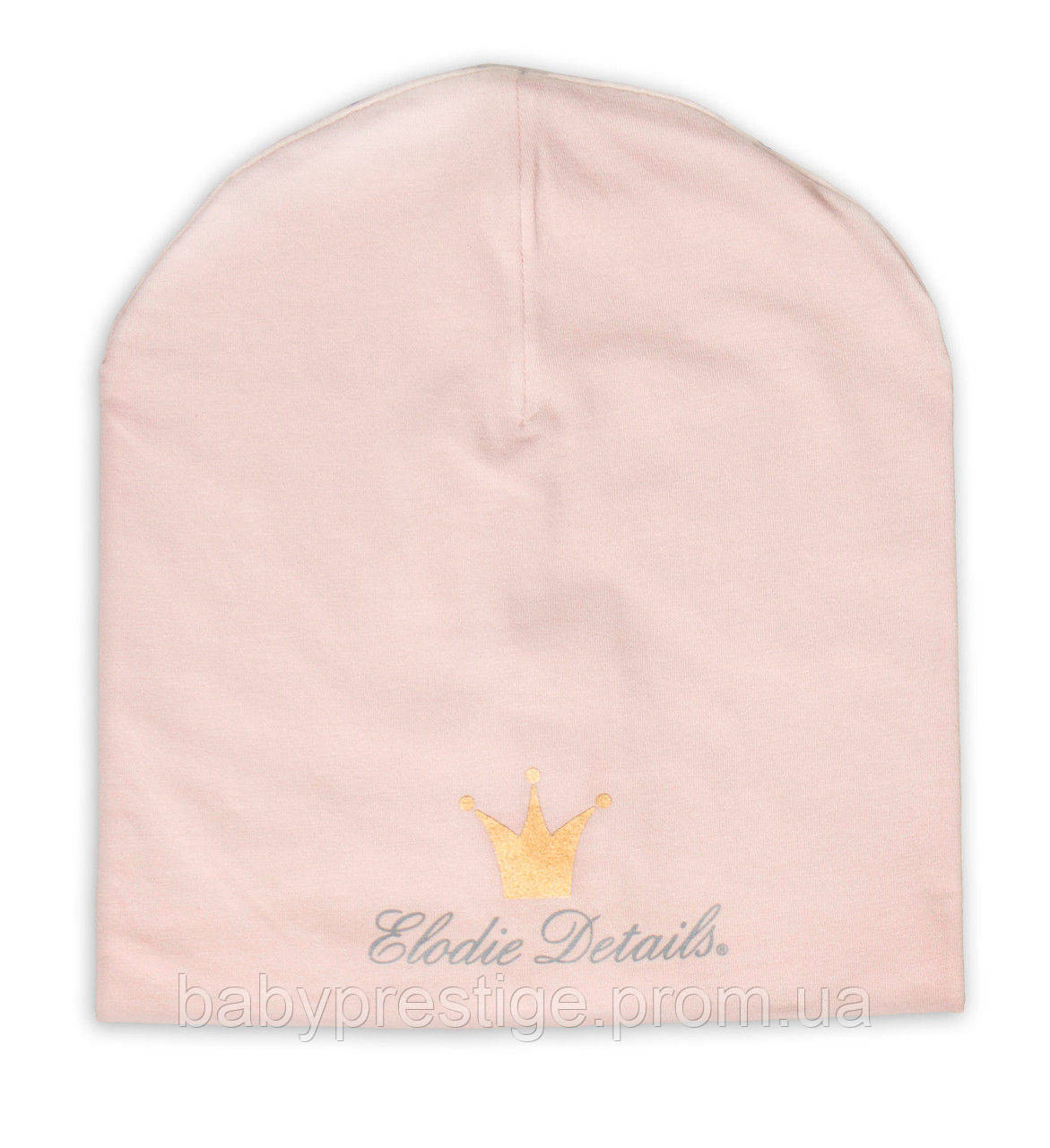 Elodie details шапка - бини Powder Pink, 0-6 мес