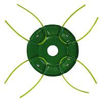 Металлическая насадка(паук) с леской