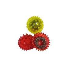 Су-джок, массажный шарик + 2 кольцевые пружины