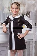 Красивое платье школьное