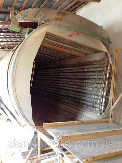 Вакуумная сушильная камера б/у Nardi 15 куб. метров