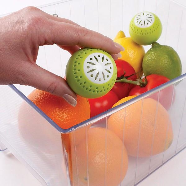 Поглотитель запаха для холодильника, помещения, туалета, автомобиля Fridge Balls