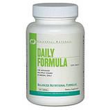 Витамины DAILY FORMULA 100 таблеток, фото 2