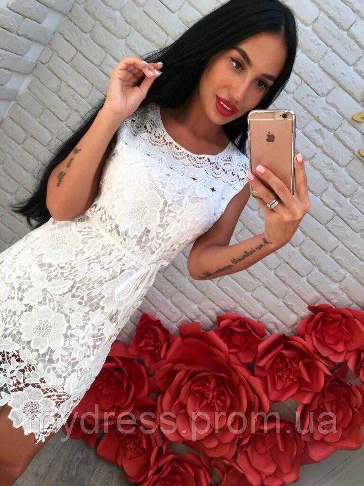 Платье нежное кружево 212