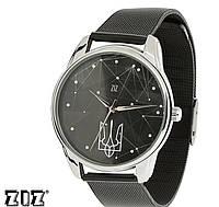 """Часы наручные ZIZ """"Герб"""" металл"""