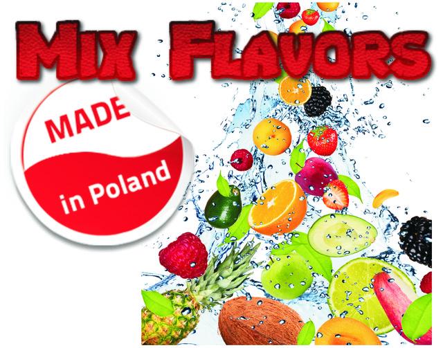 Фруктово-ягодные ароматизаторы MF